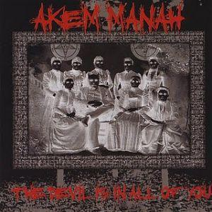 Akem Manah - The Devil Is In All Of You (2010) Best Metal Music