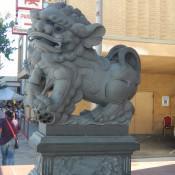 Foo Dog in Chinatown LA