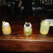 Swanky Cocktails Villains Tavern