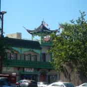 Buildings and stuff Chinatown LA