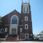 Church Kingsburg, CA