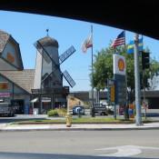 Gas Station Kingsburg, CA