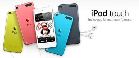 Watch Apple 2012 iPhone, iPod Touch And iPod Nano Keynote