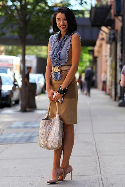 New York Fashion Week Street Style Part I