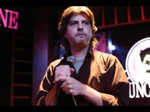 Comedian Stewart Huff at Elaine's Piano Bar tomorrow night