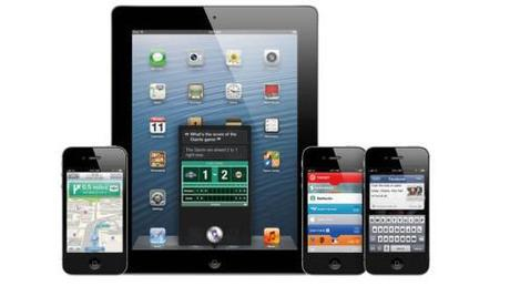 iOS 6 for Apple