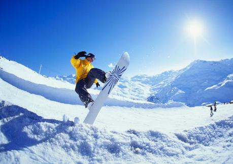 Top 3 Snowboarding Schools in the UK