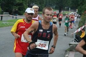 Mike Morton Sets New US 24 Hour Record At 2012 World Championships