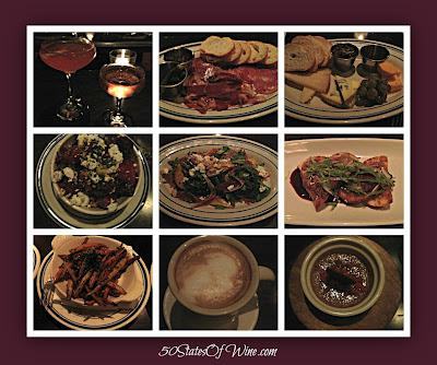 Untitled Restaurant - Food Collage