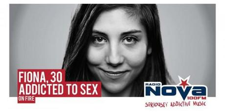 Radio Nova Addicted to Sex Billboard