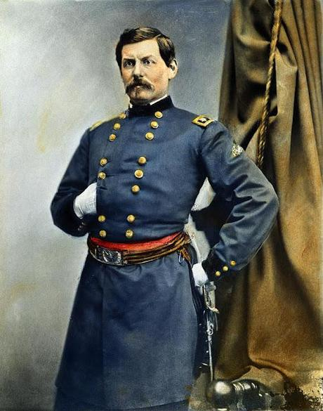 GUEST BLOG: Civil War- Antietam 1862 and its terrible general, George B. McClellan