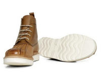 The Look Without The Weather:  Grenson Spike Duck Boot
