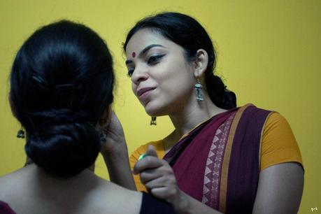 Apsaras of ODISSI - Behind the Scenes
