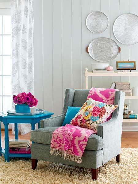 BHG Thursday Inspiration: Throw Designs HomeSpirations