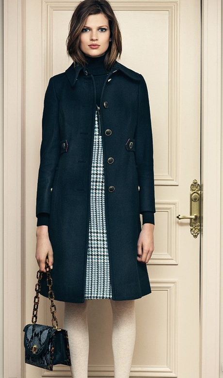 Tory Burch jackson coat must have fall trend 2012 the laws of fashion mn minnesota promo code coupon sale stylist personal shopper attorney