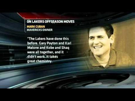 Mark Cuban Takes a Not-So-Smart Stab at the Los Angeles Lakers; Will His Team Pay the Price on the Court?