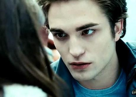 Don't spit: Edward and Bella in bad lip reading.