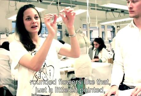 "The Lady Dior Web Documentaries with Marion Cotillard – Episode 1 ""Fantasia"""