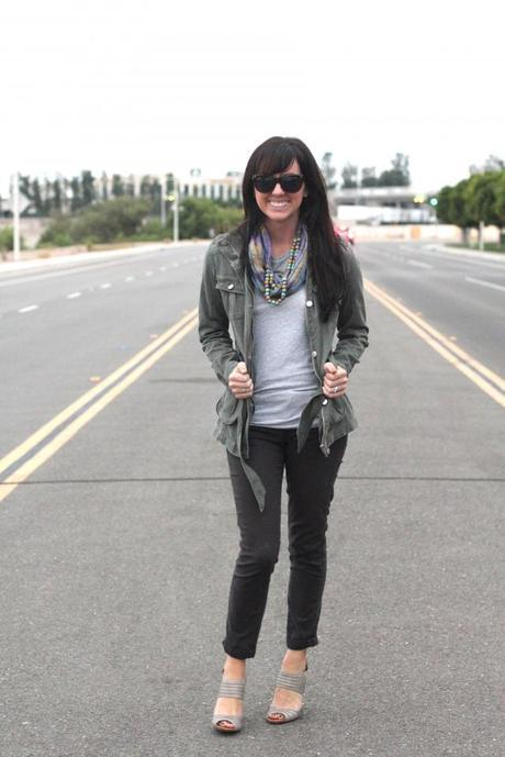 how to: dress for fall in southern california