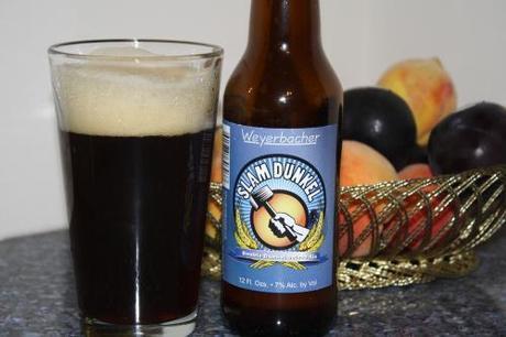 Beer Review – Weyerbacher Slam Dunkel