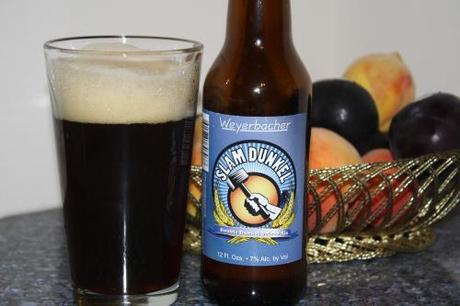 Beer Review – Weyerbacher Slam Dunkel