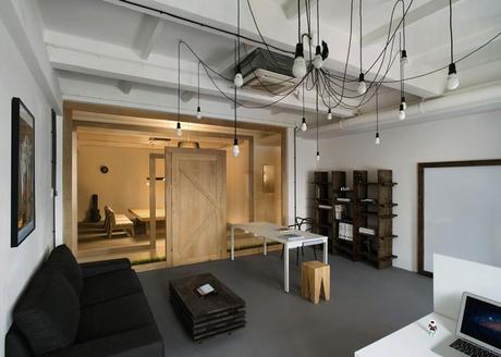 Pride & Glory Interactive office by Morpho Studio