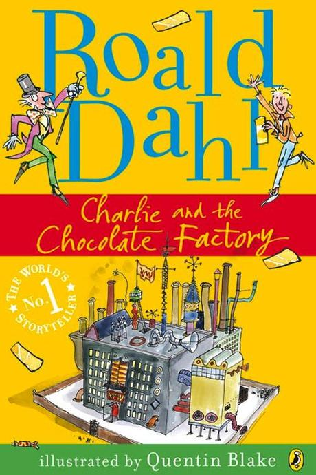 Book Review: Charlie and the Chocolate Factory