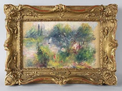 Geez… I go to flea markets all the time. Why don't I find Renoirs?