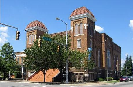 49th Anniversary of the 16th Street Baptist Church Bombing
