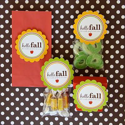 Free Printable Friday:  Welcome Fall!