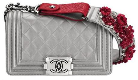CHANEL Metiers d'Art Pre-Fall 2012 Handbag Collection