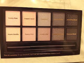 [REVIEW] Victoria's Secret The Nakeds Eye Kit