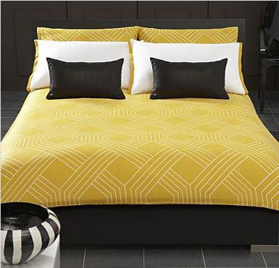 thelennox Fall Color ~ Designing with Shades of Yellow HomeSpirations
