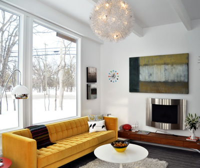 houzz 1 Fall Color ~ Designing with Shades of Yellow HomeSpirations