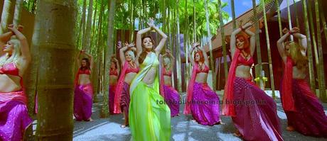 Kajal - Hottest Pics Ever - Exposing Navel and Thighs