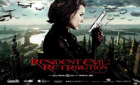 Movie review resident evil 5 retribution 2012