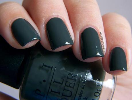 OPI: Germany Collection Fall 2012