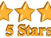 Five Star Rating Every Single Blog Post.