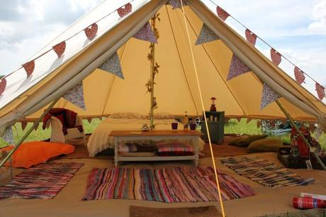 Magical c&ing experience with bell-tent gl&ing! & Magical Camping Experience with Bell-tent Glamping! - Paperblog