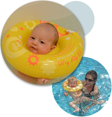 home kids top Abuba Neck Swimming Ring; Will You Be Using One?