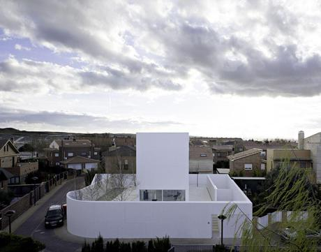 Gaspar house by alberto campo baeza paperblog - Campo baeza obras ...