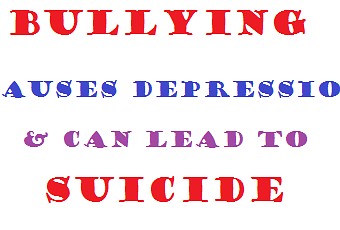 Bullying Causes Depression & Suicide - Paperblog