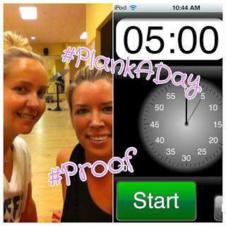 TWIW, Girls Gone Sporty & PlankADay