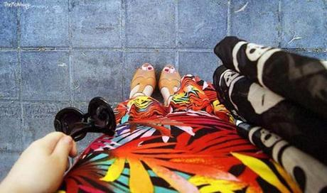Outfit: Bright Maxi Dresses are for summer by TheMowWay