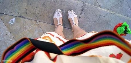 turisms in valencia picnic outfit primark fashion shopping