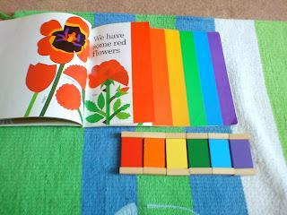 Virtual Book Club for Kids: Planting A Rainbow