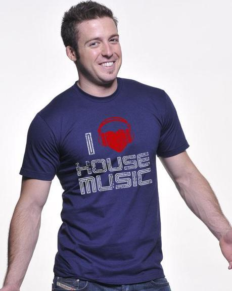 House music, t-shirt