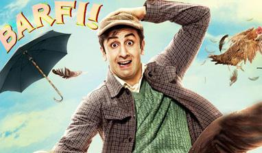 'Barfi' Review : It is an out and out entertainer !