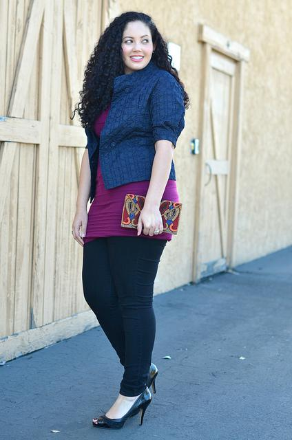 Stylish Thoughts – Girl with Curves - Paperblog
