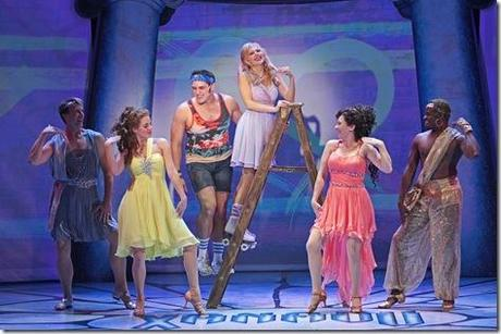 Review: Xanadu (Drury Lane Theatre)